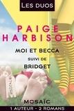 Les duos - Paige Harbison (2 romans).