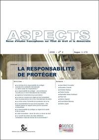 Jean-Marie Crouzatier - Aspects N° 2 : La responsabilité de protéger.