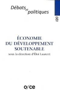 Eloi Laurent - Economie du développement soutenable.