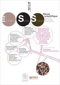Maryvette Balcou-Debussche - Education, Santé, Sociétés Volue 4 N°2 : Interventions éducatives et santé : construire le dialogue entre le monde médical et les sciences humaines et sociales.
