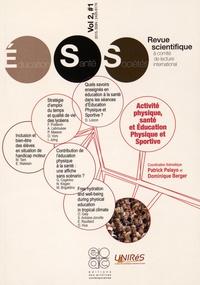 Education, Santé, Sociétés Volume 2 N° 1.pdf
