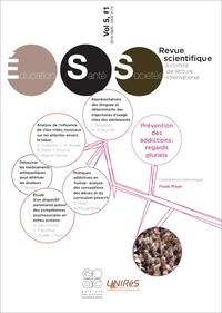 Maryvette Balcou-Debussche - Education, Santé, Sociétés Volume 5 N° 1 : Prévention des addictions : regards pluriels.