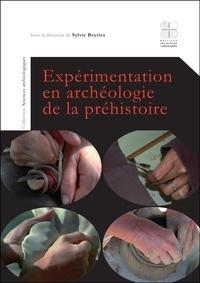 Sylvie Beyries - Expérimentation en archéologie de la préhistoire.