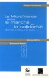 Sabrina Djefal - La Microfinance entre le marché et la solidarité - L'Exemple de l'Afrique de l'Ouest.