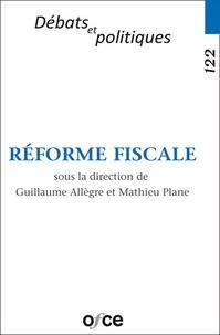 Guillaume Allègre et Mathieu Plane - Réforme fiscale.