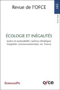 OFCE - Revue de l'OFCE N° 165, janvier 2020 : Ecologie et inégalités.
