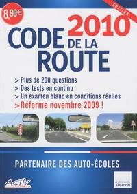 Les éditions du Toucan - Le code de la route.