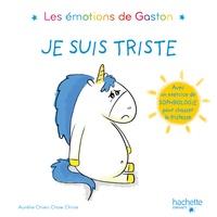 Aurélie Chien Chow Chine - Les émotions de Gaston - Je suis triste.