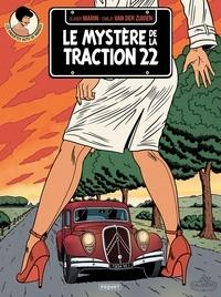 Emilio Van der Zuiden - Les enquêtes auto de Margot T1 - Le Mystère de la traction 22.