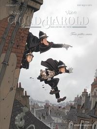 Philippe Charlot - Les Enquêtes de Lord Harold, douzième du nom - Tome 02 - Trois petites souris.