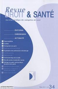 François Vialla - Revue Droit & Santé N° 34, Mars 2010 : .