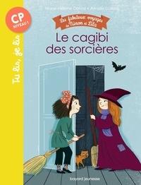 Amélie Dufour - Les fabuleux voyages de Ninon et Lila, Tome 03 - Le cagibi des sorcières.