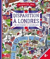 Les Fées Hilares et Caroline Ayrault - Disparition à Londres - + de 100 énigmes. Avec une grande carte.