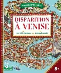 Les Fées Hilares et Caroline Ayrault - Disparition à Venise - + de 100 énigmes. Avec une grande carte.
