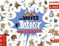 Les Fées Hilares - Les baffes d'Astérix - Avec 60 cartes et 1 règle du jeu.