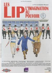 Christian Rouaud - Les Lip, l'imagination au pouvoir - DVD vidéo.