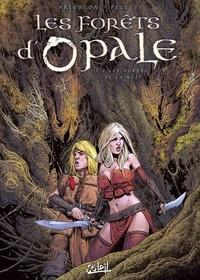 Christophe Arleston - Les Forêts d'Opale Tome 08 : Les Hordes de la nuit.