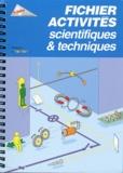 Les Francas - Fichier activités scientifiques & techniques.