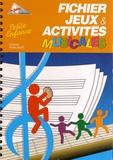 Les Francas - Fichier jeux et activités musicales.
