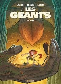 Lylian - Les Géants - Tome 01 - Erin.