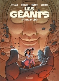 Lylian - Les Géants - Tome 03 - Bora et Leap.