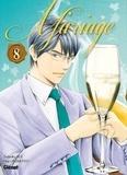 Tadashi Agi - Les Gouttes de Dieu - Mariage - Tome 08.