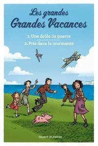 Michel Leydier - Les grandes grandes vacances, Compilation 1 - Une drôle de guerre - Pris dans la tourmente.