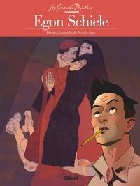 Dimitri Joannidès - Les Grands Peintres - Egon Schiele - Le Cardinal et la nonne.