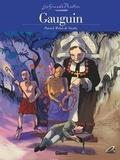 Patrick Weber - Les Grands Peintres - Gauguin - Portrait de l'artiste au Christ jaune.