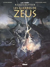 Clotilde Bruneau - Les guerres de Zeus.