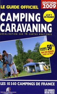 Les guides Motor Presse - Le guide officiel camping caravaning.