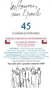 Les Hse - Les Hommes sans Épaules n°45 : Poètes chiliens comtemporains, le temps des brasiers.