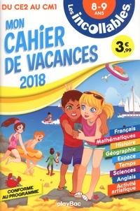 Gratuit Pdf Mon Cahier De Vacances Du Ce2 Au Cm1 8 9 Ans