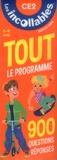 Les Incollables - Tout le programme CE2 - 8-9 ans.