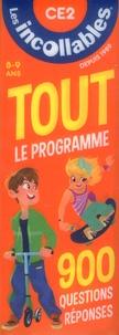 Pdf format ebooks téléchargement gratuit Tout le programme CE2  - 8-9 ans