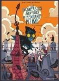 Jorge Corona - Les Incroyables aventures de l'enfant plume - Tome 01 - Le Labyrinthe.