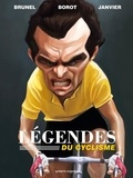 Roger Brunel - Les légendes du cyclisme.