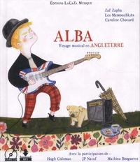 Les Mamouchkas et Caroline Chotard - Alba, voyage musical en Angleterre. 1 CD audio MP3
