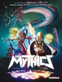 Philippe Ogaki - Les Mythics T07 - Hong Kong.