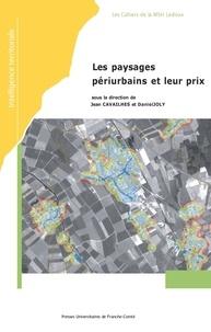 Jean Cavailhes - Les paysages périurbains et leur prix.
