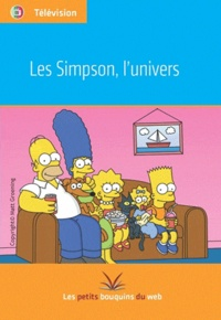 Les petits bouquins du web - Les Simpson, l'univers.