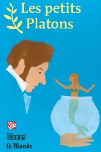 Les Petits Platons - Coffret bleu cinq petits Platons - Coffret 5 volumes : Les mystères d'Héraclite ; Le rire d'Epicure ; Erasme ou le grelot de la folie ; Kierkegaard et la sirène ; le professeur Freud parle aux poissons.