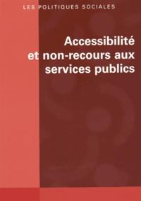René Knüsel et Annamaria Colombo - Les politiques sociales N° 3 & 4/2014 : Accessibilité et non-recours aux services publics.