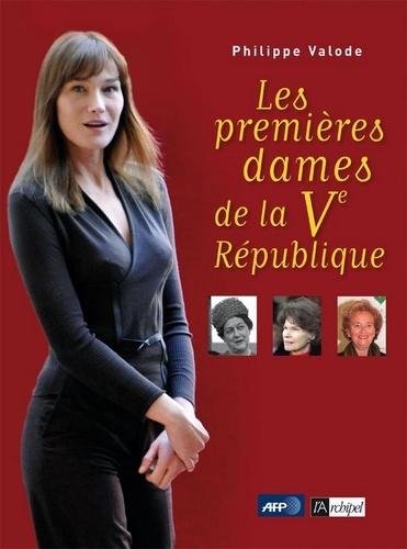 Les Premières dames de la Ve République.