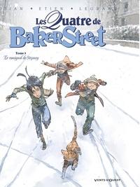 Jean-Blaise Djian - Les Quatre de Baker Street - Tome 03 - Le Rossignol de Stepney.