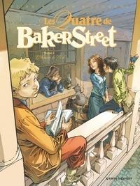 Jean-Blaise Djian - Les Quatre de Baker Street - Tome 06 - L'Homme du Yard.