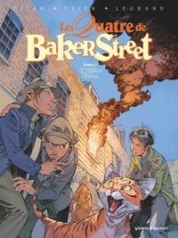 Jean-Blaise Djian - Les Quatre de Baker Street - Tome 07 - L'Affaire Moran.