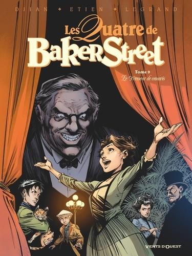 Les Quatre de Baker Street - Tome 09. Le Dresseur de Canaris