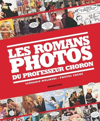 Les romans photos du professeur Choron - 9782331040887 - 14,99 €