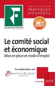 Les spécialistes du Groupe Rev - Le comité social et économique.